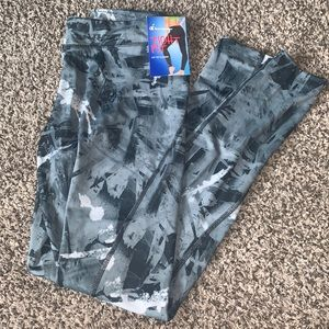 Champion Womans Tight Fitted Gray Leggings SZ.S